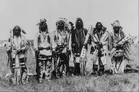Info about the Blackfoot Tribe?
